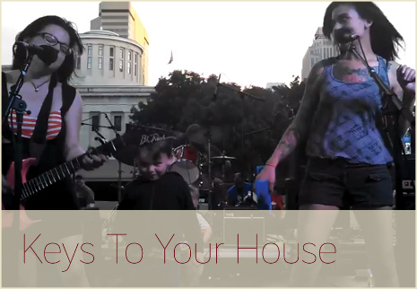 Keys To Your House (Live at Independents Day Fest)
